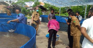 Dinas Kominfo Kabupaten Jembrana Gelar Pembinaan KIM