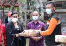 Ny Putri Koster Apresiasi Perhatian Berbagai Pihak untuk Relawan Covid-19 Pemprov Bali