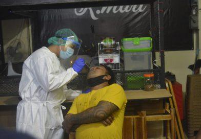 Sidak Prokes dan Jam Malam, Tim Gabungan Beri Penindakan dan Lakukan Rapid Tes Antigen Secara Acak