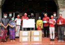 Wagub Cok Ace terima Bantuan CSR dari PT. Ace Hardware Indonesia