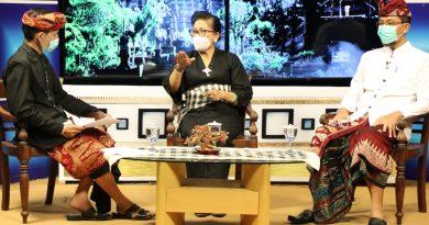 Ny. Putri Koster: Sinergitas PAKIS Bali Dalam Mendukung Dan Menguatkan Program Desa Adat Sebagai Implementasi Dari Visi Nangun Sat Kerthi Loka Bali