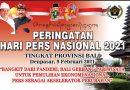 HPN 2021 Provinsi Bali Digelar Virtual Dari Gedung Jaya Sabha