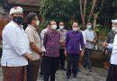 Gubernur-Wagub Bali Dampingi Menkes Tinjau Kesiapan Lokasi Vaksinasi di Ubud