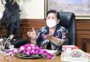Harapkan Pariwisata Secepatnya Dibuka, Ny. Putri Koster Ajak Masyarakat Tingkatkan Kesadaran Prokes Yakinkan Internasional
