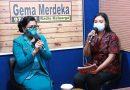 Pandemi Belum Berakhir, Ny. Putri Koster Ajak Disiplin Prokes dan Tingkatkan Semangat Gotong-Royong