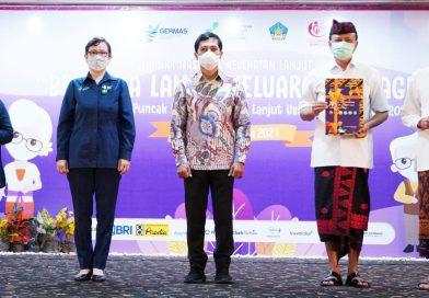 Peringati HLUN, Sekda Dewa Indra Ajak Bangun Kesehatan dan Kesejahteraan Lansia Yang Berkualitas