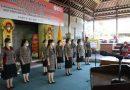 Pelantikan Kaukus Perempuan Parlemen Periode 2020-2024 dan Penandatanganan MoU KPP Bali dengan PMI Bali