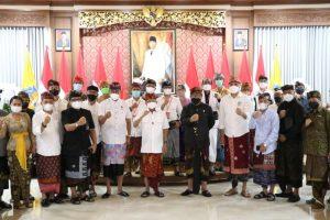 Gubernur Koster Ajak Komponen Pariwisata Bali Solid Dukung Pemerintah Bangkitkan Pariwisata