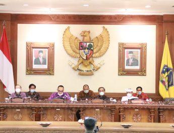 DPRD Bali Setujui Perubahan APBD Semesta Berencana Tahun Anggaran 2021