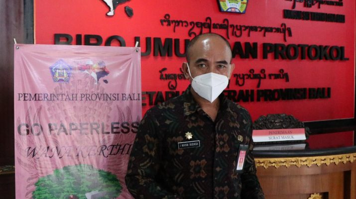 """""""Go Paperless"""" Melalui Digitalisasi Persuratan dan Arsip di Pemprov Bali"""