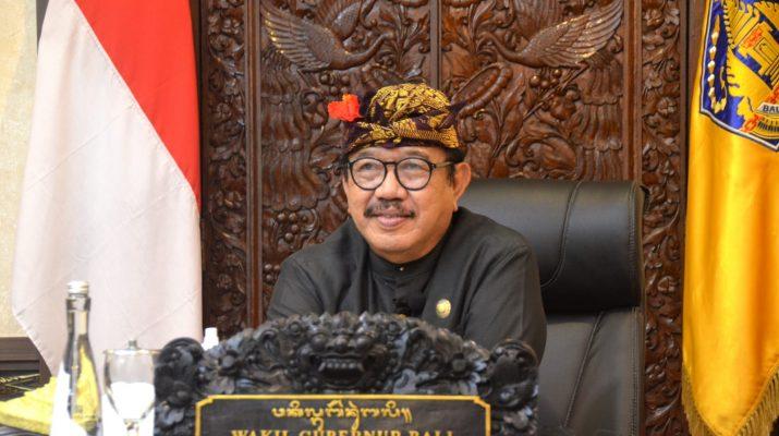 Wagub Cok Ace Apresiasi Penyelenggaraan Indonesia Marketeers Festival 2021