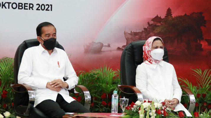 Kunjungan Presiden Jokowi, Gubernur Koster Laporkan Bali Siap Terima Wisman 14 Oktober 2021