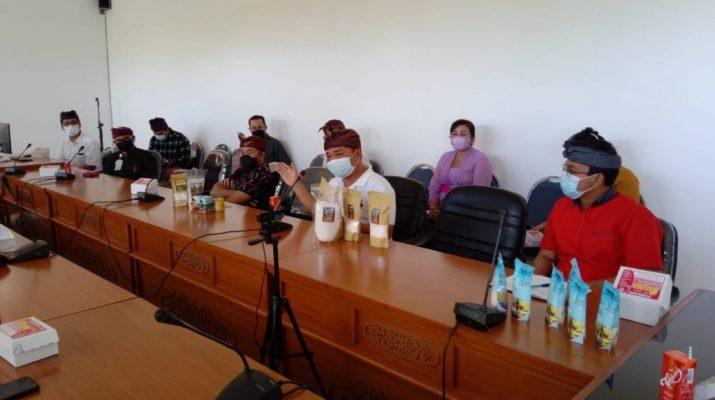 Tindaklanjut Pelaksanaan Surat Edaran Gubernur Bali Nomor 17 Tahun 2021 Tentang Pemanfaatan Produk Garam Tradisional Lokal Bali