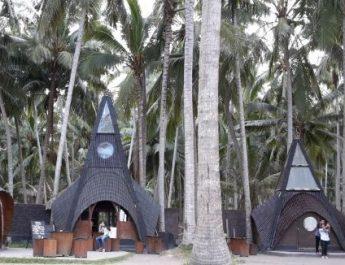 Wisata Rumah Coklat Karangasem Bali